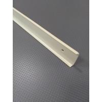 Стикова планка для стільниці EGGER кутова колір RAL1015